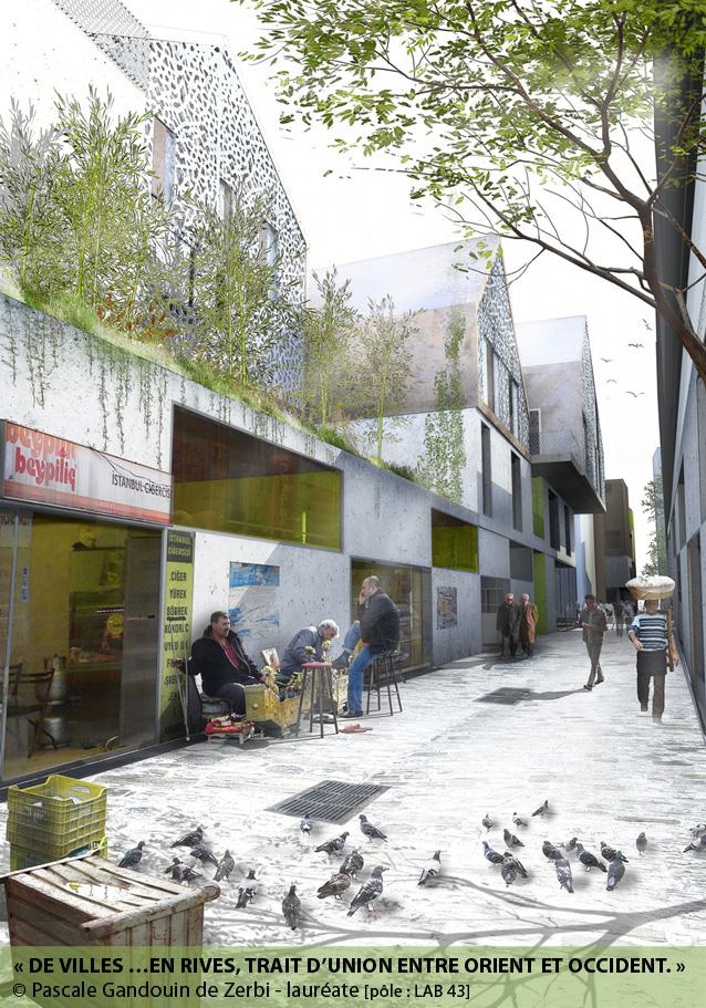 Le prix des dipl mes 2011 syndicat des architectes des for Syndicat des architectes
